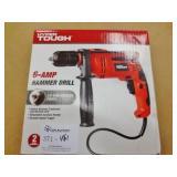 Hyper Tough 6 Amp Hammer Drill