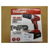 Hyper Tough 18v Cordless Drill *Missing Charger