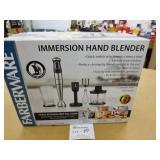 Faberware Immersion Hand Blender Set w/ Storage