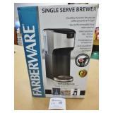 Faberware Single Serve Brewer