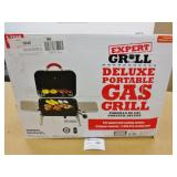 Deluxe Portable Gas Grill ~ Open Box