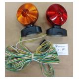 Magnetic Trailer Towing Light Kit