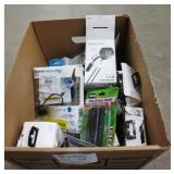Box Lot of Open Package AS IS Hands Free & FM