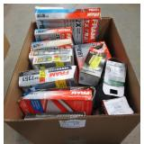 Box Lot of Fram Air & Oil Filters ~ Open Boxes