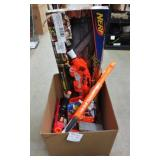 Lot of AS IS Nerf Guns & Parts