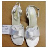 New Satin Party Size 8 Shoes