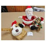 Stuffie & Hand Puppet Lot