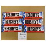 6 Hershey