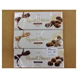 3 284g Pks Russell Stover Assorted Chocolates
