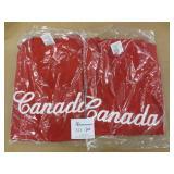 2 New FOTL Canada Size L T-Shirts