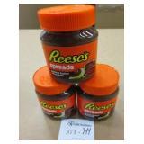 3-380g Jars Reese