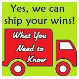 Information about shipping....