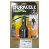 Duracell 5 in 1 Charger