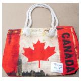 Cherie Bliss Canada Beach Bag
