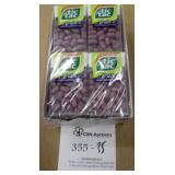 Case ~ 12 x 29g Pks Tic Tacs Grape Flavor