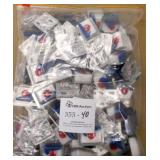 Lot ~ 100 Finish Quantum Powerball Dishwasher Tabs