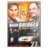Sealed Complete Nash Bridges Collection DVD Set