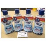 4 Finish Jet-Dry Rinse Aid 200ml/ea