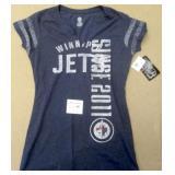 Winnipeg Jets Ladies Size L T-Shirt