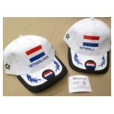 2 Netherlands Ball Caps
