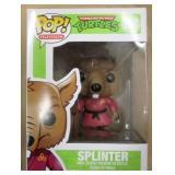 POP TMNT Splinter Vinyl Figure