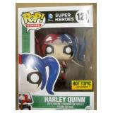 POP Harley Quinn Vinyl Figure