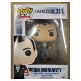 POP Sherlock Jim Moriarty Vinyl Figure
