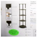 Furinno 5 Tier Corner Shelf