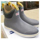Xtratuf Rubber Ankle Deck Boots Size 9
