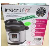 Instant Pot 6 QT 7 In 1 Pressure Cooker