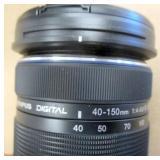 Olympus M.Zuiko Digital ED 40-150mm Lens