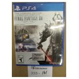 PS4 Final Fantasy Collection Game