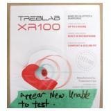 Treblab XR100 Wireless Bluetooth Earphones