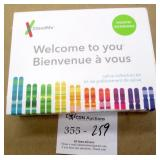 23 And Me Ancestry Saliva Collection Kit