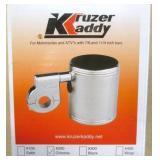 Kruzer Kaddy Chrome Holder ~ For Handlebars