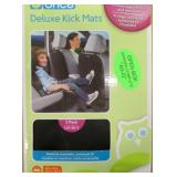 Brica Deluxe (Vehicle Seat Back) Kick Mats