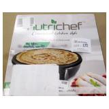 Nutri Chef Electric Crepe Maker