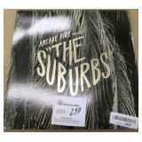 """Arcade Fire """"The Suburbs"""" Vinyl"""