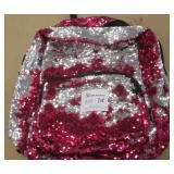 Glitter Back Pack *Needs Zipper Repaired*