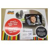 Jolly Jumper Drivers Baby View Mirror