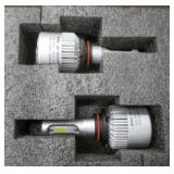 LED Headlight Bulbs Conversion Kit 9012