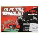 Tooluxe Tire Repair Kit