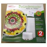Nesco GardenMaster Add A Tray ~ 2 Pcs
