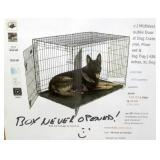 Mid West XL Metal Folding Dog Crate
