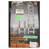 OxGord 12.5ft Telescopic Multi Purpose Ladder