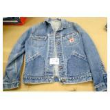 Vintage GWG Size M Jean Jacket