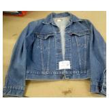 Levis Size S Jean Jacket