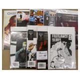 13 Assorted Independent Comics