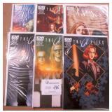 6 X-Files Comics