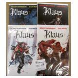 7 Klaus Comics Complete Set